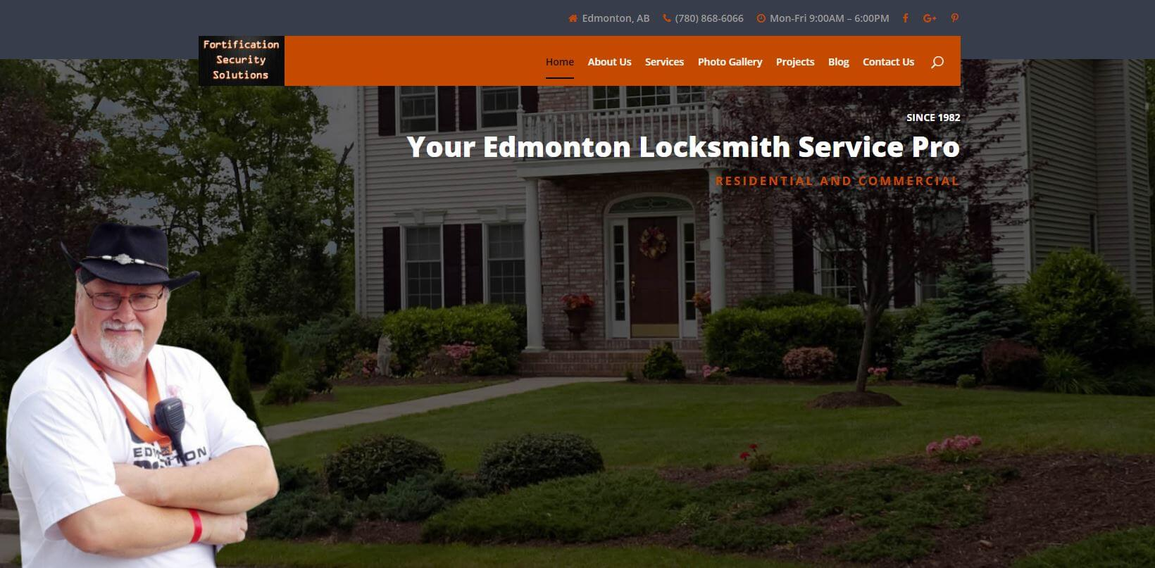 Edmonton Locksmith